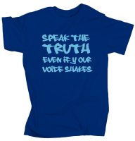 Speak the Truth - Blue