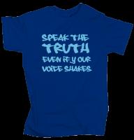 Speak the Truth - Blue