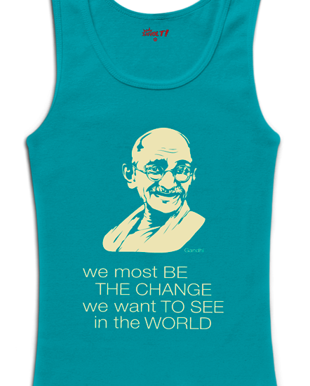 Gandhi - Be the Change