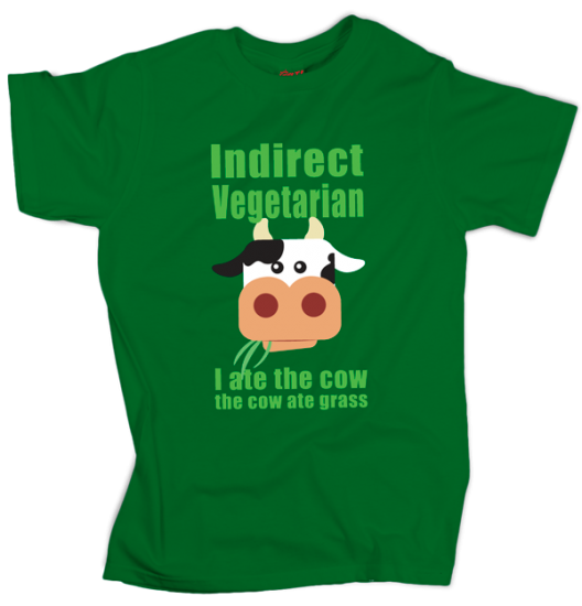 Indirect Vegetarian - Green