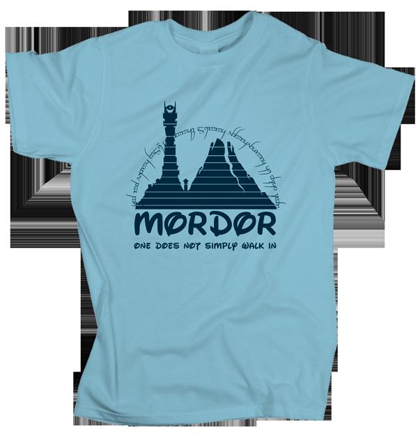 Mordor – Blue