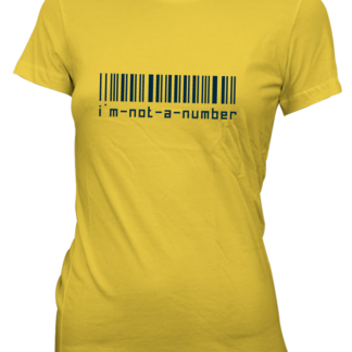 I'm Not A Number