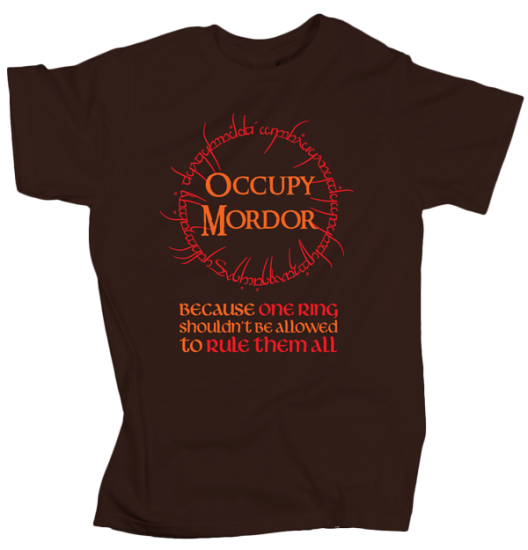 Occupy Mordor - Chocolate