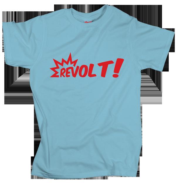 Revolt! – Blue