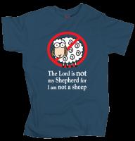 No Sheep - Grey - Blue