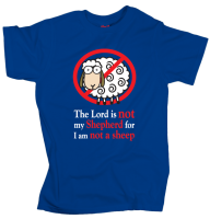 No Sheep – Blue