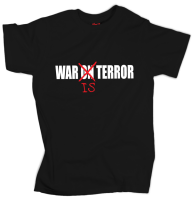 War is Terror – Black