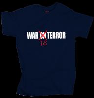 War is Terror – Dark Blue