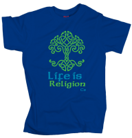 Life is Religion – Blue