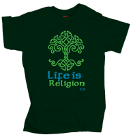 Life is Religion – Green