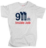 911 – Inside Job - White
