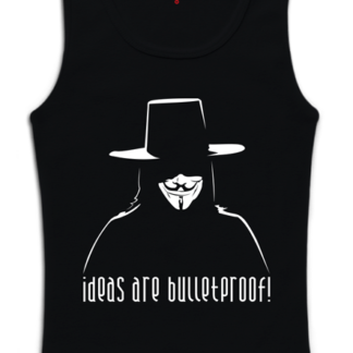 Ideas are Bulletproof!