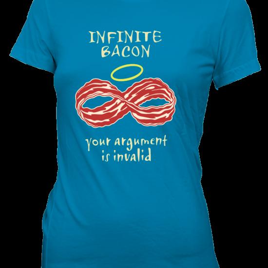 Infinite Bacon