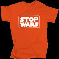 Stop Wars - Ochre