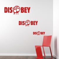 Disobey - Red